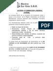 Convocatoria Formacion Laboral Juvenil -Noviembre