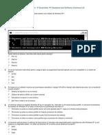 Examen capitolul 5 Cisco IT essentials