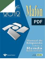IR- Imposto de Renda