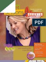 STITCHES West 2012 Market Session Brochure