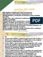 Conceitos da ISO 14000