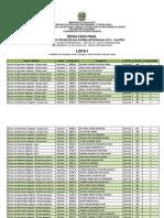 Lista i - Proitec -2