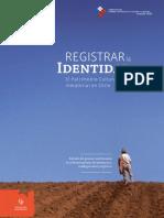 Registrar La Identidad