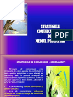 Curs 11 +Strategii+Comunicationale