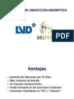 Presentacion Induccion Magnetica BELPERUSAC