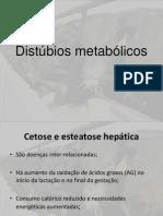 Distúrbios metabólicos em Ruminantes