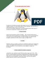 10 Razones Para Usar Windows, 10 Para Usar Linux y 10 Para NO Usar Linux