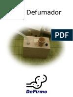 Manual defumador