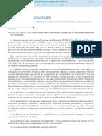 Decreto 213-2012 Contaminación Acústica País Vasco