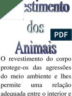 Revestimento Dos Animais
