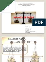Balanza de Pago Expo