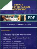 Relacion Enfermera- Paciente