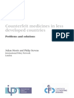 Ctf Medicines in Less Developed Countries