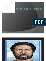 Exposición Filipo II de Macedonia - Juan Felipe Ruiz Rivera