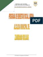 PROGRAMA DE BIENESTAR SOCIAL LABORAL