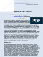 Survey of Mysticism in History