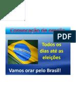 Orar pelo Brasil