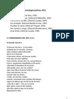 Antología poética - Eduardo Jonquières