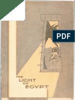 AMORC - The Light of Egypt, 1931
