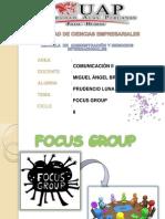 Focus Group Ppt