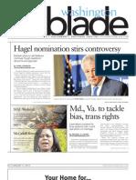Washingtonblade.com - Volume 44, Issue 2 - January 11, 2012
