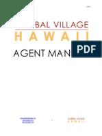 2013 Agent Manual GV Hawaii