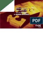 Manual para la Implantación del Cuadro de Mando Integral