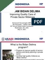 Program Bidan