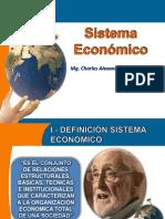 SISTEMAS ECONÓMICOS-MG. CHARLES ALEXANDER SABLICH HUAMANI