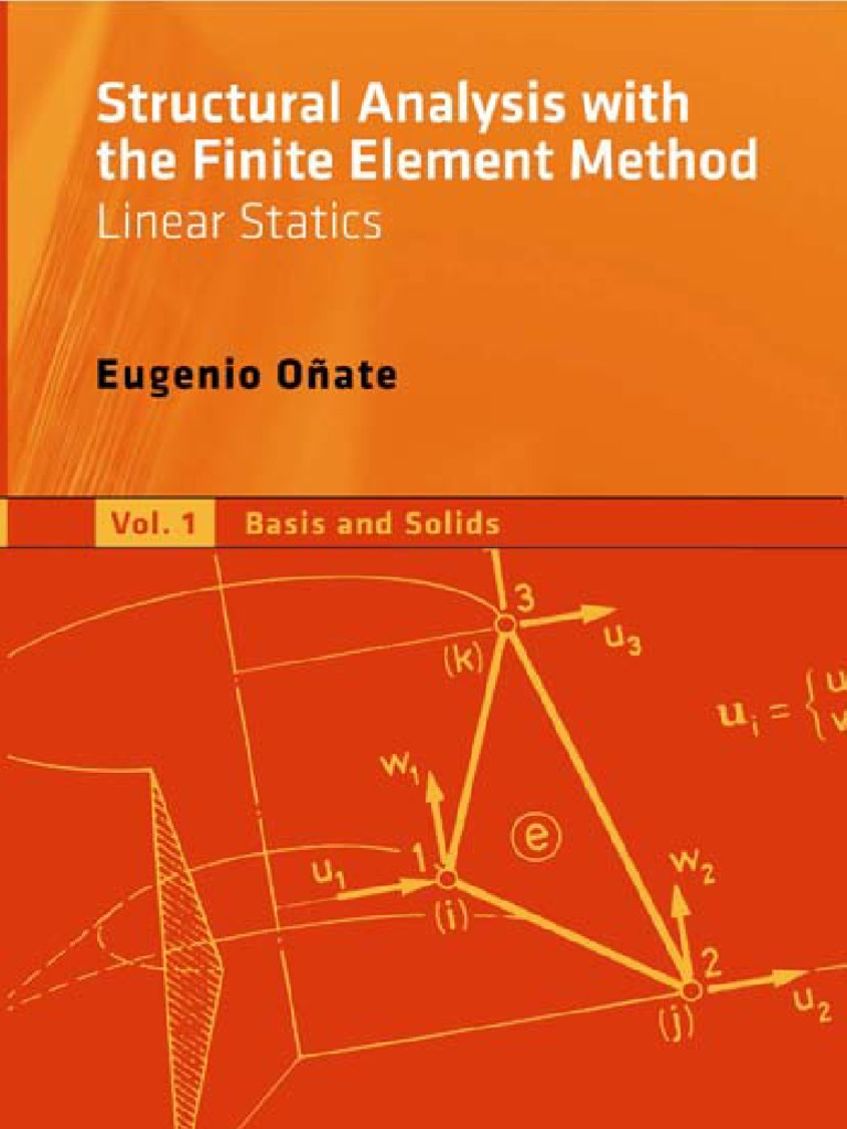 Structural analysis lab manual ebook manual rh cshlpress com array structural analysis with the finite element method linear statics rh scribd com fandeluxe Gallery