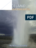 Iceland The Land of Snow and Fire