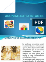 Aromaterapia Infantil Ultimo