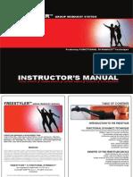 Group Workout Manual v5.0