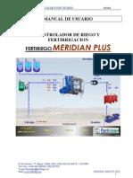 MANUAL DE RIEGOS