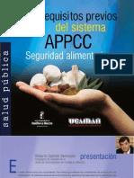 Requisitos previos del Sistema APPCC