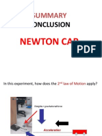 Summary Newton Car
