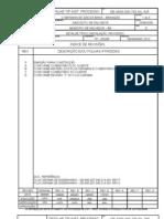 Detalhes Tipicos de Processo DE40070001RD