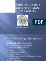 NorCo DHS Consolidated Facility 1-09-13 (1)