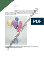 Amigurumi Balloons