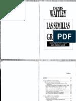 Semillas de La Grandeza Denis Waitley