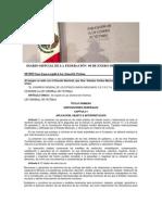 Ley General de Víctimas (09 Enero 2013)