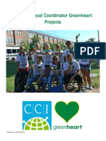 LC Greenheart Project Ideas