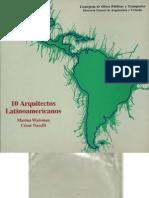 10 arquitectos latinoamericanos
