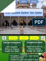 Materi PAI Qadha' dan Qadar