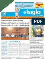 Edición La Victoria Jueves 10-01-2013