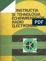Constructia si tehnologia echipamentelor radio electronice