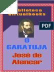 Alencar, José de - O  garatuja - PT