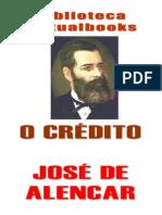 Alencar, José de - O crédito - PT