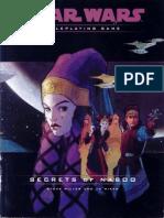 Star Wars RPG Secrets of Naboo