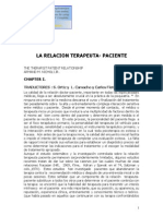 Nicoli, Armand, M. - La relacion terapeuta paciente.pdf